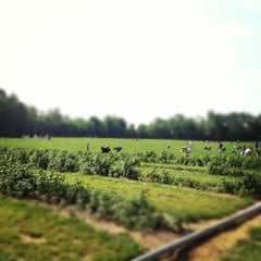 Photo taken at Spencer Farm by Brian W. on 5/26/2012