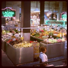 Photo taken at Grand Central Market by Brenda R. on 8/26/2012