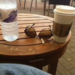 Photo taken at Starbucks   ستاربكس by Peace W. on 5/15/2012