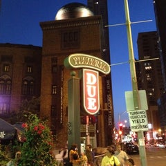 Photo taken at Uno Pizzeria & Grill - Chicago by Chris H. on 7/4/2012