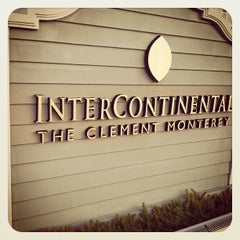 Photo taken at InterContinental The Clement Monterey by Raymond E. on 2/25/2012