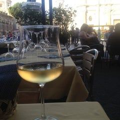 Photo taken at Caffè del Duomo by Ju J. on 7/21/2012
