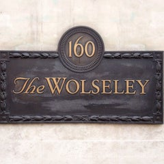 Photo taken at The Wolseley by Steven E. on 8/18/2012