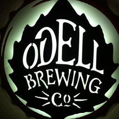 Photo taken at Odell Brewing Company by Edward H. on 6/15/2012