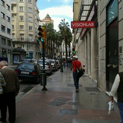 Photo taken at Calle Puerta Del Mar 15 by Pedro P. on 10/26/2011