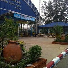 Photo taken at โรงเรียนฤทธิยะวรรณาลัย (Rittiyawannalai School) by A S. on 3/31/2012