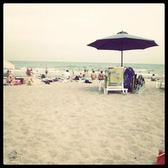 Photo taken at Cocoa Beach by Josh M. on 4/28/2012
