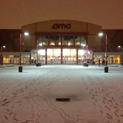 Photo taken at Cineplex Cinemas Courtney Park by Chuck K. on 12/28/2011