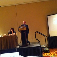 Photo taken at ONA11 by Cindy N. on 9/22/2011