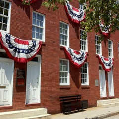 Photo taken at Babe Ruth Birthplace & Museum by Bryan K. on 7/9/2011