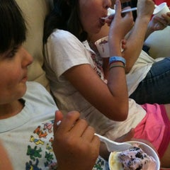 Photo taken at Glacier Homemade Ice Cream by James C. on 6/14/2012
