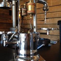 Photo taken at Panther Coffee by Erika B. on 12/24/2011