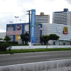 Photo taken at Natal Shopping by Ranieri A. on 8/29/2011