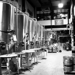 Photo taken at Great Northern Brewing Company by Donnie C. on 2/5/2012