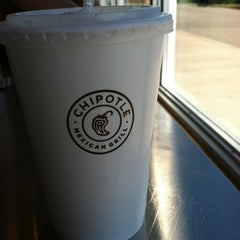 Photo taken at Chipotle Mexican Grill by Sara on 8/7/2012