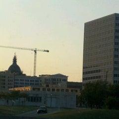 Photo taken at Topeka, KS by Ezzy R. on 8/28/2012