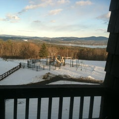 Photo taken at Steele Hill Resorts by Ashley P. on 1/30/2012