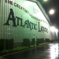 Photo taken at Atlantic Liquors by Trevor H. on 6/23/2012