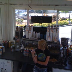 Photo taken at Dutch Bros. Coffee by John D. on 5/3/2011