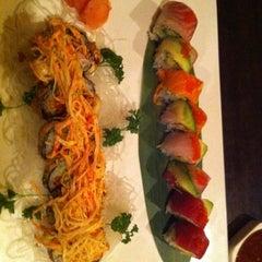 Photo taken at Tokyo Japanese Steak House & Sushi Bar by Melissa W. on 11/14/2011