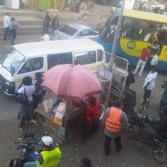 Photo taken at Umoja Market by Sammzie N. on 1/25/2012