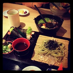 Photo taken at Kiku-Zakura (菊樱) by Jennifer L. on 8/15/2012