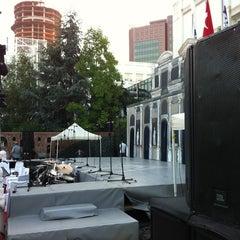 Photo taken at FMV Ayazağa Işık Lisesi by Tuncay® ✔ . on 6/17/2012