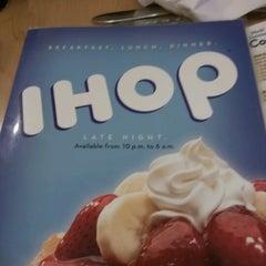 Photo taken at IHOP by Ariel M. on 7/14/2012
