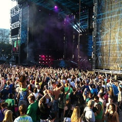 Photo taken at Ultra Music Festival XIV 2012 by Liquid Todd on 3/30/2012