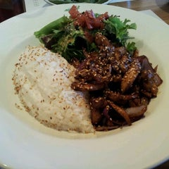 Photo taken at Wagamama by Aytaç G. on 10/23/2011