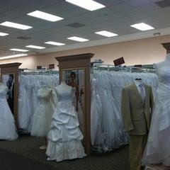 Photo taken at David's Bridal by Stephanie on 4/21/2012