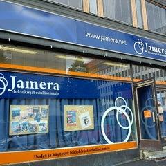 Photo taken at Jamera by Tomi H. on 7/16/2012