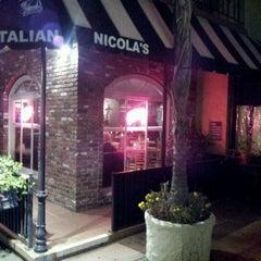 Photo taken at Nicola's Kitchen by Steve L. on 1/17/2012