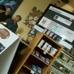 Photo taken at Press Coffee by Jacki T. on 9/9/2011