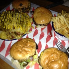 Photo taken at MEAT Liquor by Amer S. on 6/26/2012