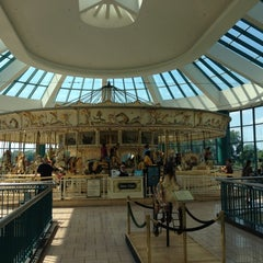 Photo taken at The Carousel @ Carousel Center by Kristen M. on 8/3/2012