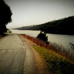 Photo taken at Sawyer Camp Trail by Ramazotis on 11/6/2011