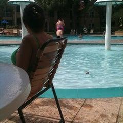 Photo taken at Westgate Blue Tree Resort by Edgar S. on 3/23/2012