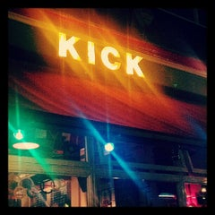 Photo taken at Bar Kick by James on 7/31/2012