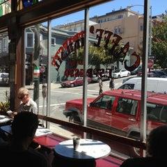 Photo taken at Caffe Trieste by Joel G. on 7/11/2012