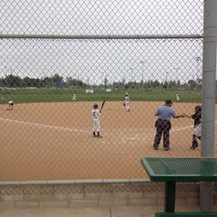 Photo taken at Fountain Valley Sports Complex by Marcy P. on 4/22/2012