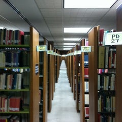 Photo taken at UWM Golda Meir Library by Drew A. on 3/19/2011