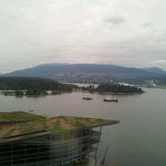 Photo taken at Pan Pacific Hotel by Sukhi G. on 5/30/2012