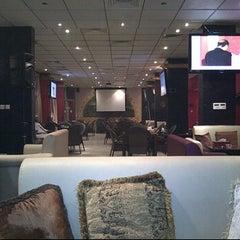 Photo taken at Le Jardin Cafe by Uae H. on 2/17/2012