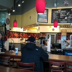 Photo taken at Jimmy John's by Mike M. on 11/23/2011