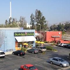 Photo taken at Jamba Juice by Claudia L. on 3/15/2012