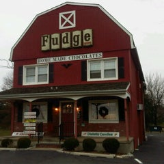 Photo taken at The Fudge Shop by Ami J. on 12/15/2011