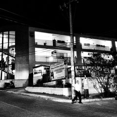 Photo taken at Universidad Euro Hispanoamericana by Richard T. on 3/17/2012