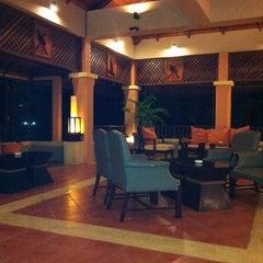 Photo taken at Khaolak Merlin Resort Phang Nga by Jukka K. on 5/15/2011