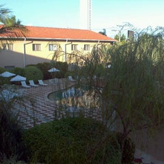 Photo taken at Hotel Gandini by Vinicius R. on 12/27/2011